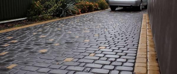 Как залить бетоном двор своими руками?