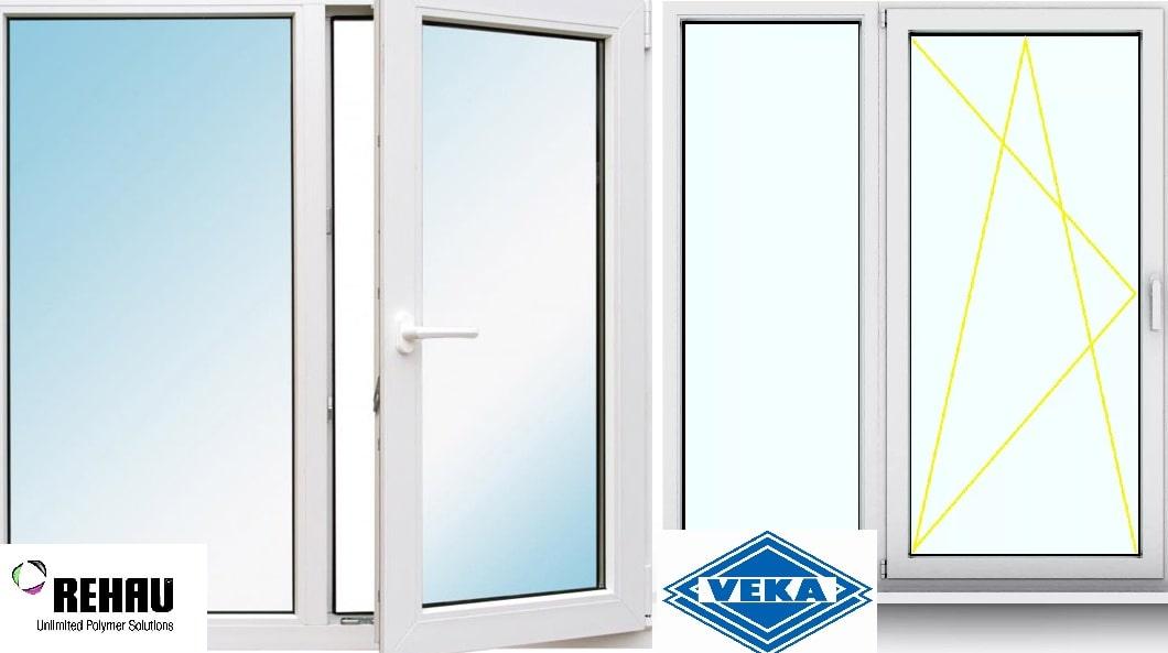 """Что лучше: окна """"века"""" или """"рехау""""? как выбрать пластиковые окна для дома?"""