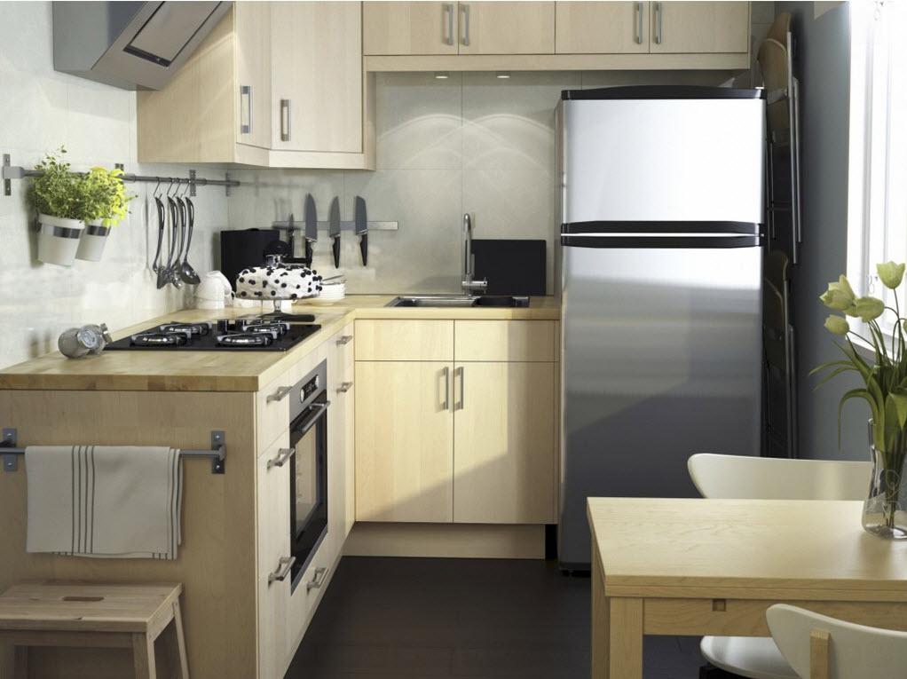 Советы по расстановке мебели в кухне, как правильно сделать