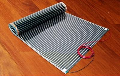 Лучшие покрытия для водяного теплого пола