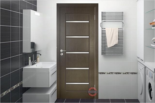 Установка дверей в ванную и туалет с порогом и без своими руками