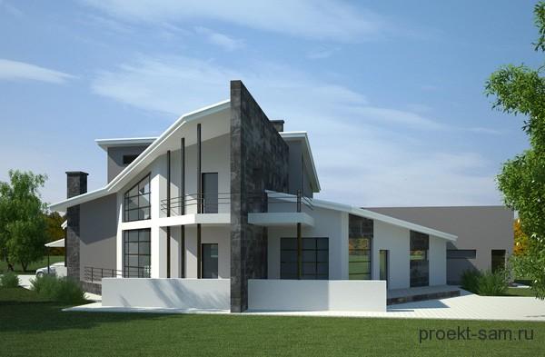 проект дома самостоятельно