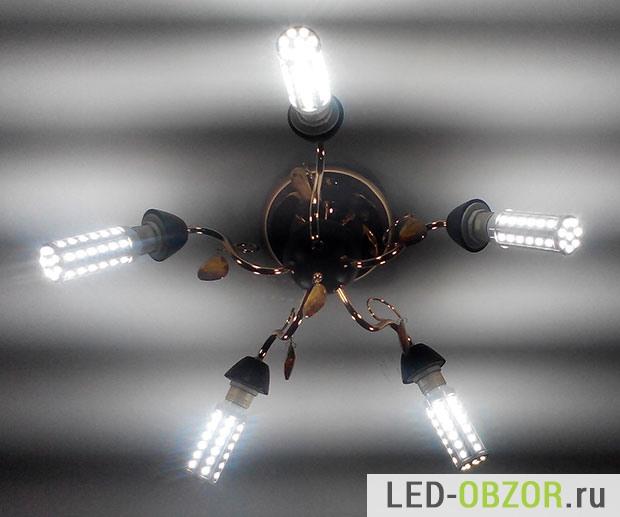 Почему мигает светодиодная лампа, причины, способы устранения - elektrikexpert.ru