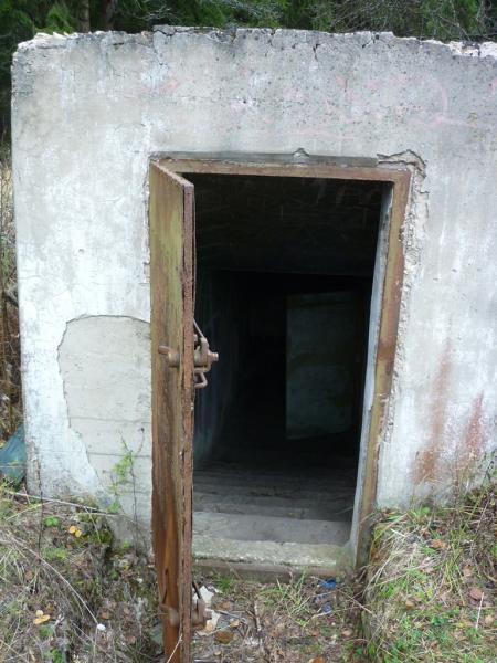 строительство бункера