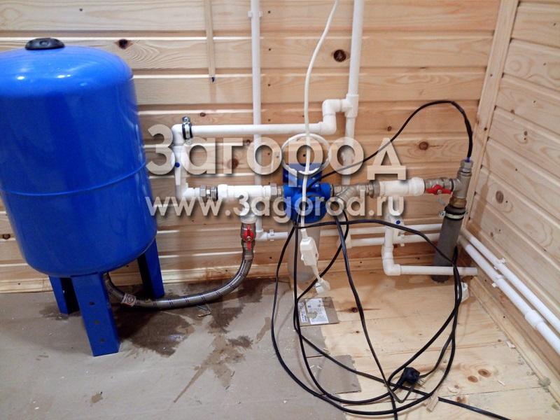 фильтр для воды для коттеджа