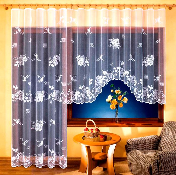 Как выбрать шторы на кухню, чтобы красиво и практично