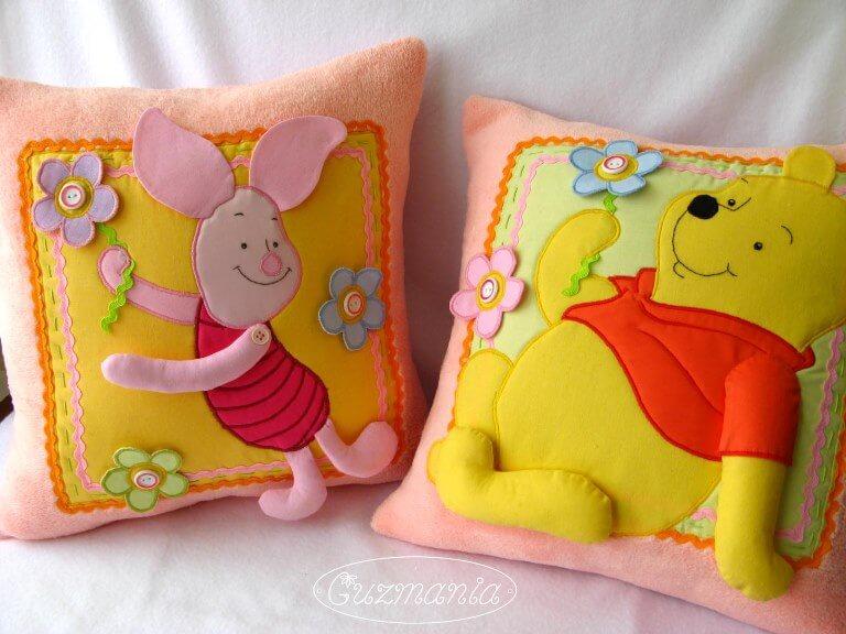 Декоративная подушка как часть современного интерьера