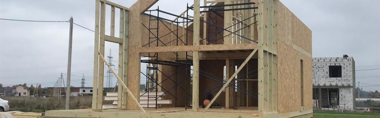 дачный дом из сип панелей