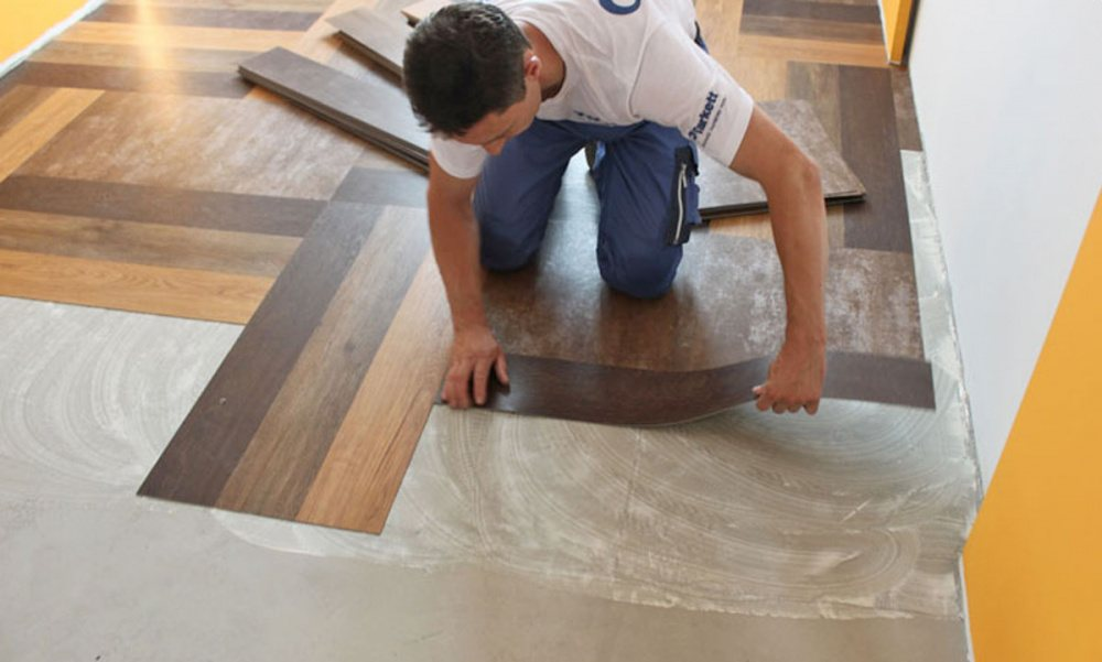 Плитка пвх для пола – плюсы и минусы пластиковой плитки