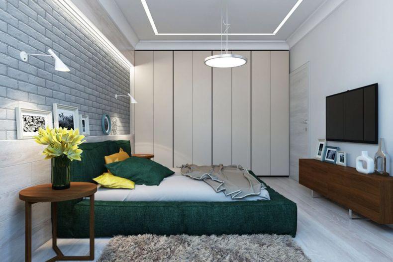 спальня в стиле