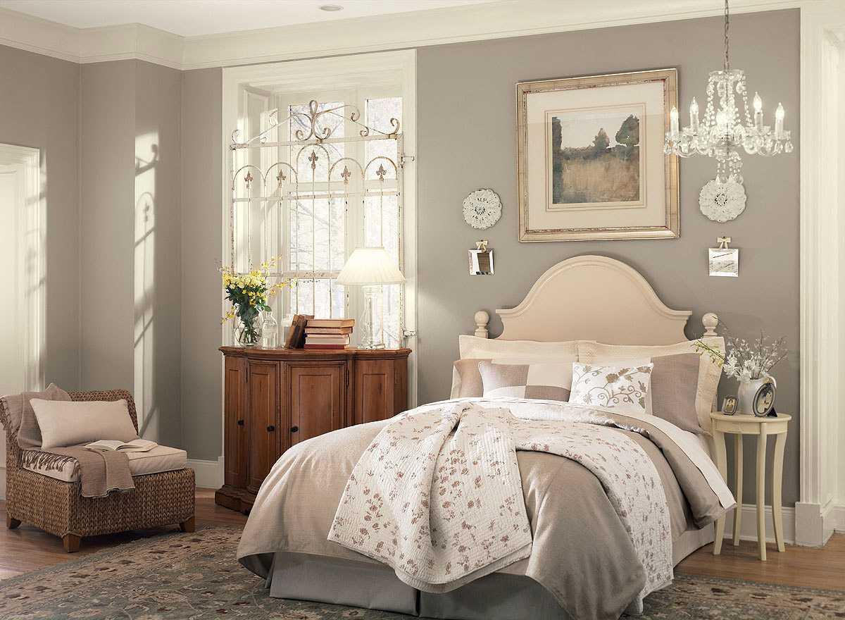 Цвет стен в спальне - выбор, сочетания. фото примеров. дизайн интерьера