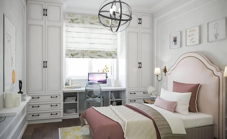Дизайн молодежной комнаты: оформление интерьера +55 фото