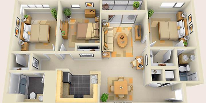 Как сделать проект дома и планировку участка самостоятельно