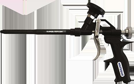 как выбрать пистолет для пены