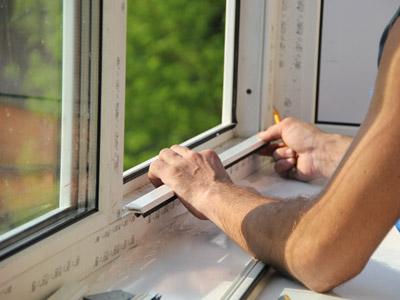 как ставят пластиковые окна