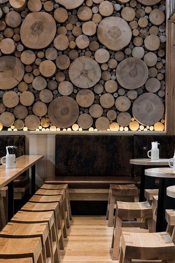 Панно из можжевельника (17 фото): из спилов на стене бани. как сделать панно своими руками?