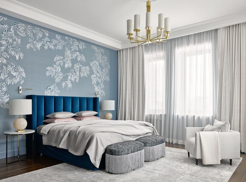 дизайн спальни фото в современном стиле
