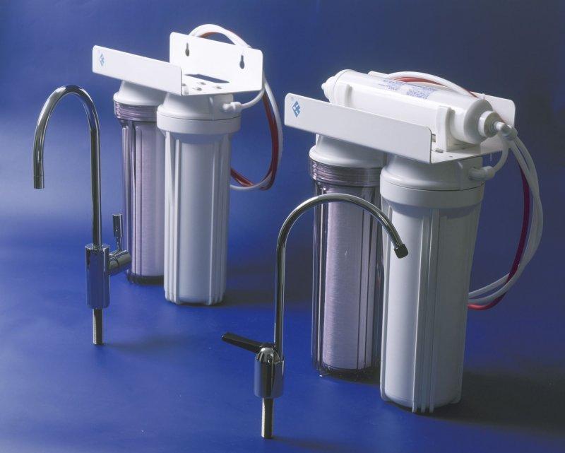 фильтр мягкой очистки воды