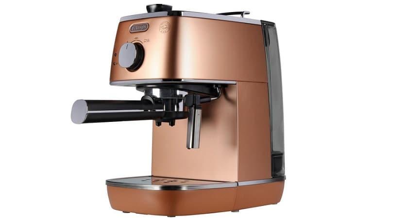 рожковая кофемашина это