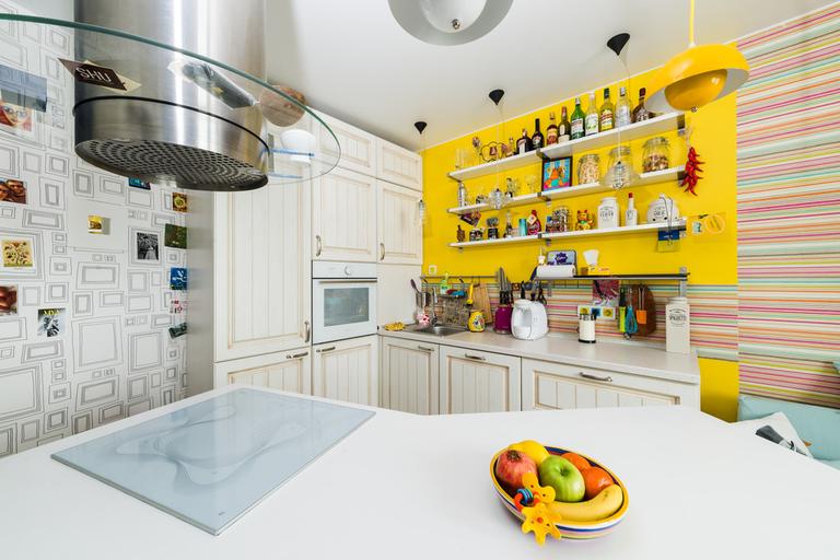 Дизайн кухни коричневого цвета: от темно до бежево-коричневого, сочетание цветов, фото.