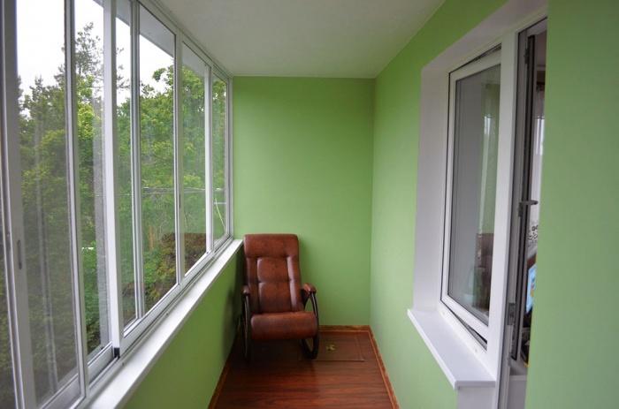 Лучшие материалы для отделки балкона снаружи