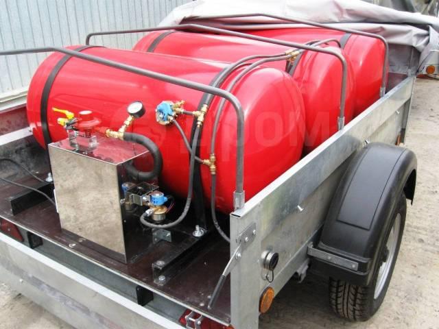 Автономная газификация под ключ, купить газгольдер с установкой в москве и московской области