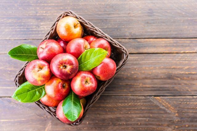что можно сделать из яблок быстро