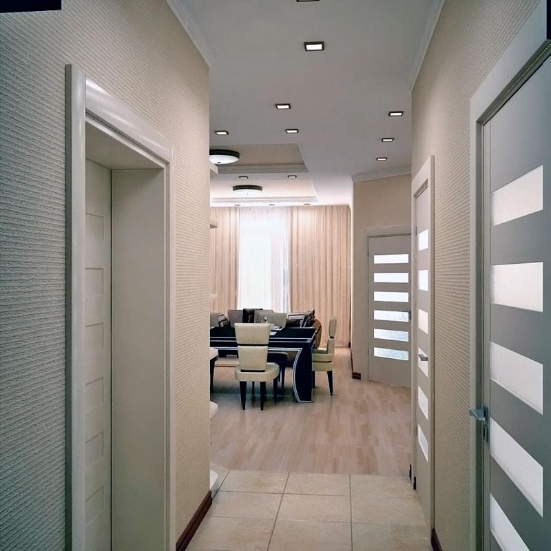 Использование стеклообоев в интерьере: придайте своей квартире эффектный внешний вид