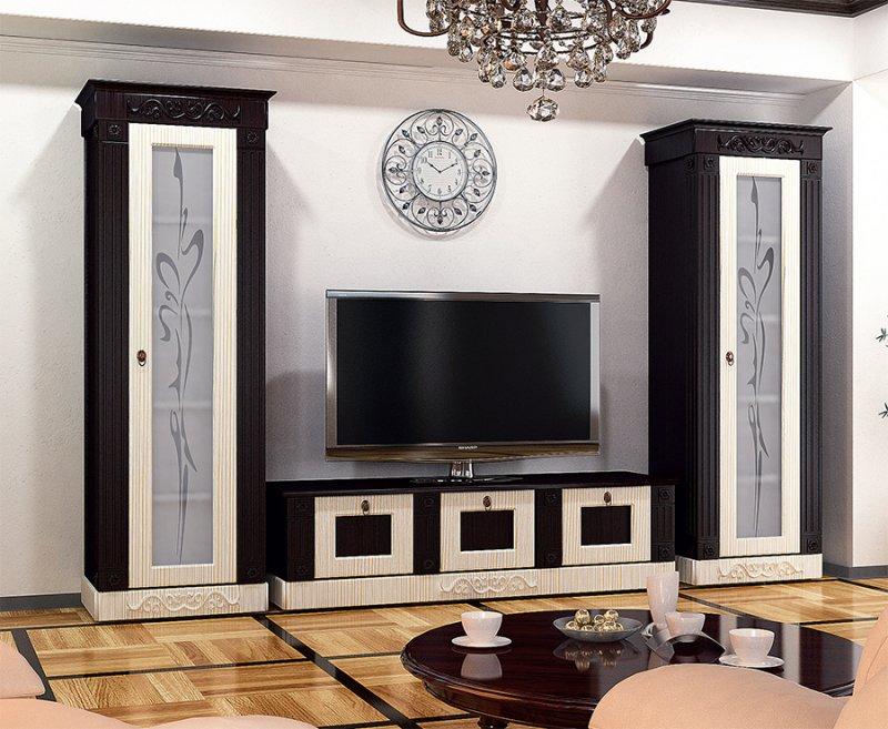 мебель в зал фото