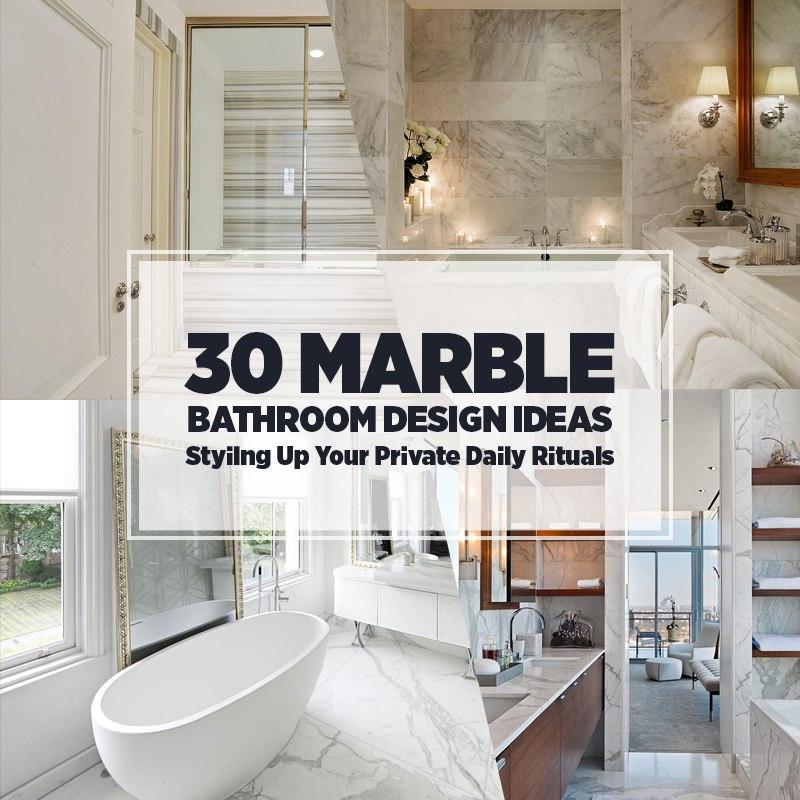 Дизайн ванной комнаты 2020: модная плитка для маленькой ванной - 50 фото