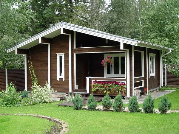 проекты небольших каркасных домов