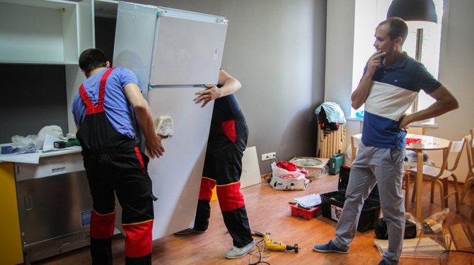 5 правил при установке и подключении холодильника
