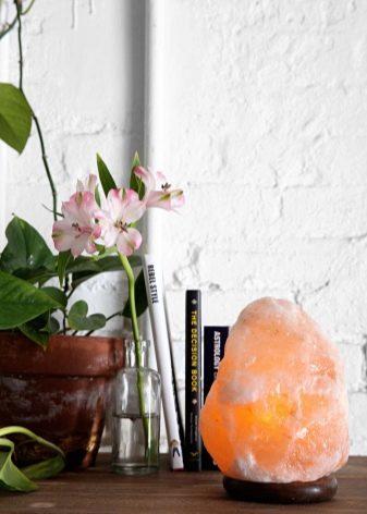Как отличить подлинную солевую лампу от подделки, чтобы она приносила только пользу, а не вред