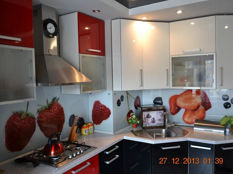 Фартук для кухни: 115 фото модного оформления и уникальных сочетаний