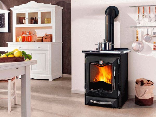 печка для отопления дома