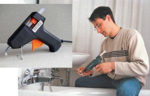 Горячий клей-пистолет: как называется и для чего используется - инструкция, как пользоваться при рукоделии