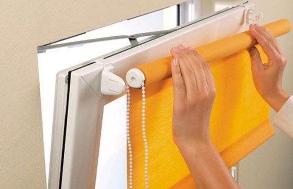 Как крепятся римские шторы: крепления для штор, как повесить, установка на окна, как собрать, устройство и монтаж, как снять, видео-инструкция как крепятся римские шторы: виды и методы установки – дизайн интерьера и ремонт квартиры своими руками