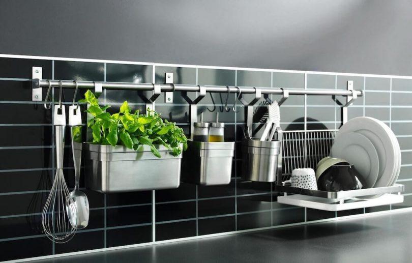 рейлинговые системы для кухни