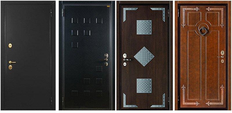 Входные двери с терморазрывом в наро-фоминске