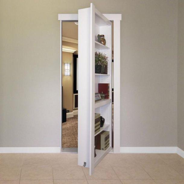 скрытые двери фото