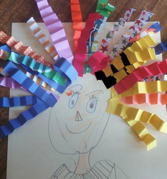 Поделки из бумаги своими руками для детей самое лёгкое, интересное