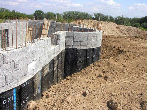 Типы цокольных этажей и этапы строительства