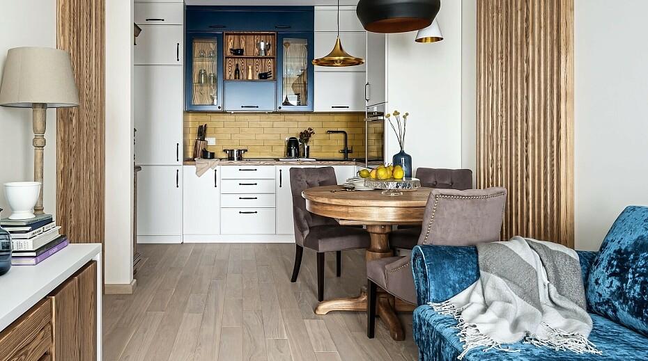 Стиль модерн — современная классика на вашей кухне