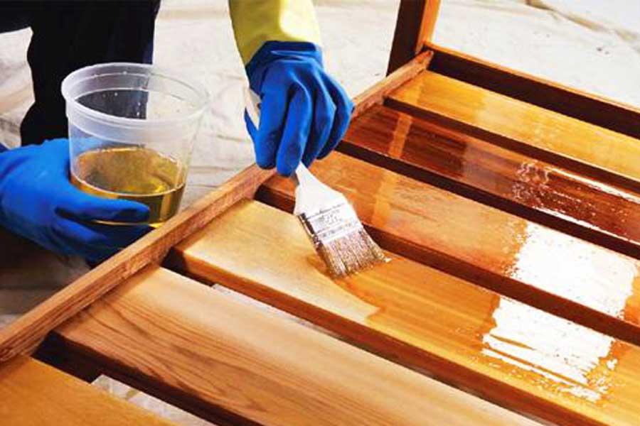 чем покрыть деревянную столешницу для кухни