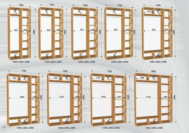 Глубина кухонных нижних шкафов (14 фото): какая стандартная глубина напольных нижних шкафов кухни? как ее подобрать?