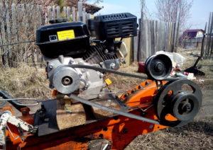 Мотоблок урал с двигателем зид — инструкция по эксплуатации