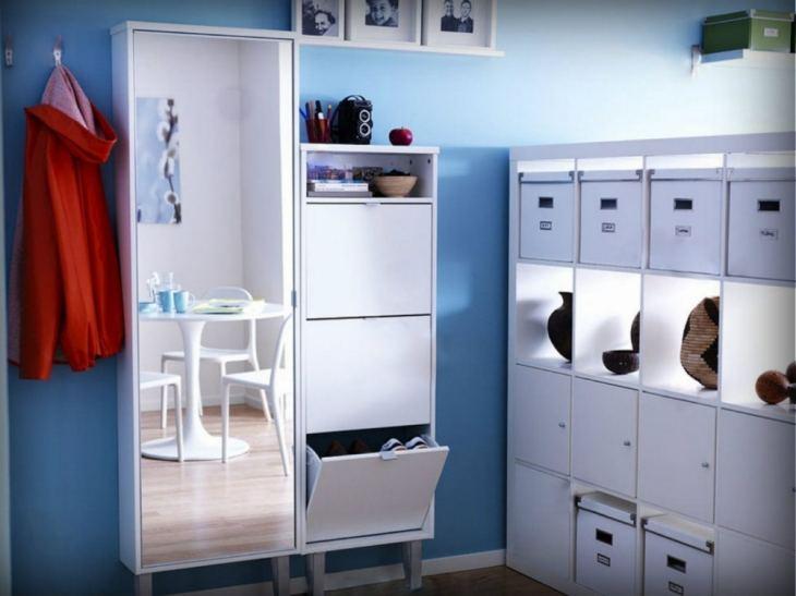Прихожая икеа: лучшая мебель в интерьере прихожей (55 фото)