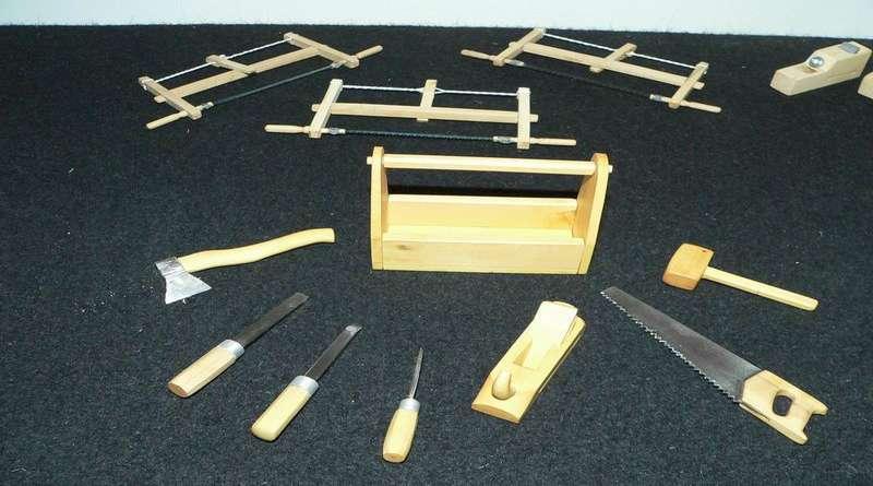 Набор плотницкого инструмента №1