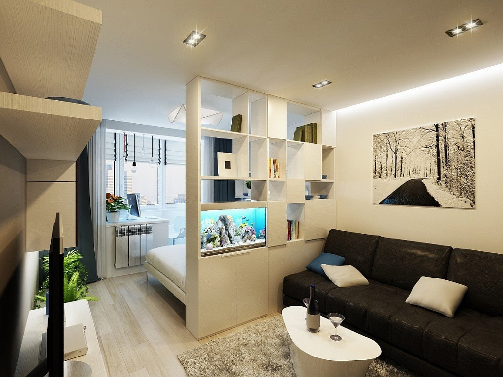 75 новых идей дизайна двухкомнатной квартиры 65 кв.м.