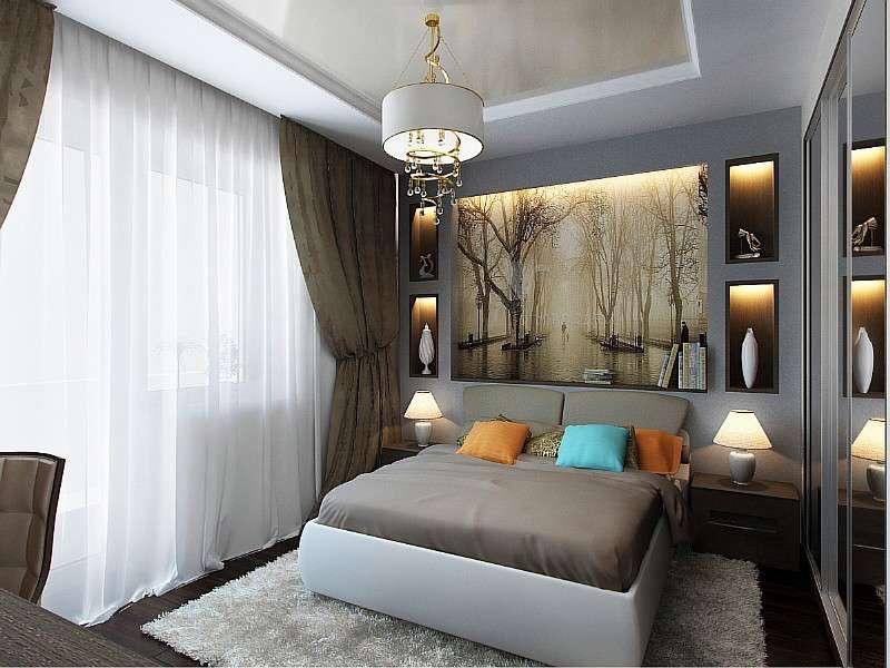 Дизайн спальни 13 кв. м фото: реальный интерьер, проект квадратной комнаты необычный дизайн спальни 13 кв. м: фото, способы оформления интерьера – дизайн интерьера и ремонт квартиры своими руками